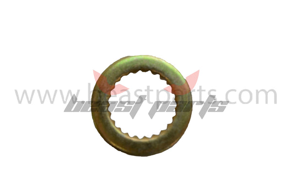 Rear Axle Spline Washer