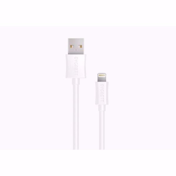 Cygnett Charge & Sync 1m Lightning? Cable in White