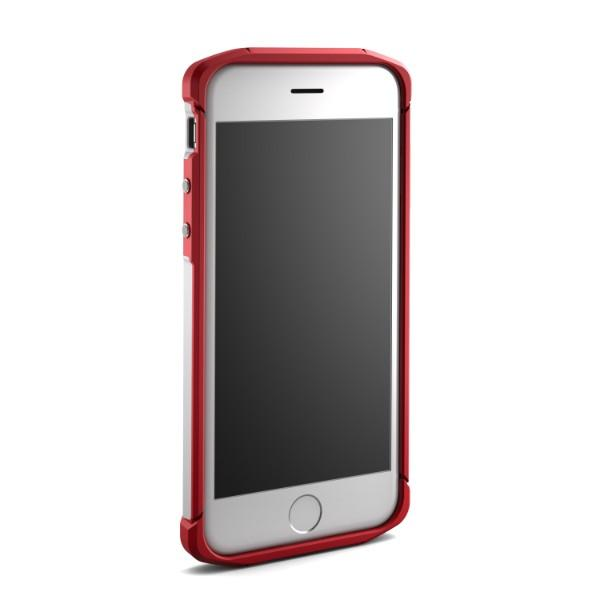 ELEMENT CFX Case (7/8) - White/Red