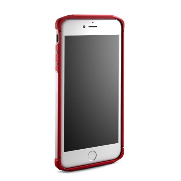 ELEMENT CFX Case (7 Plus/8 Plus) - White/Red