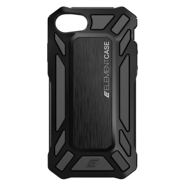 ELEMENT Roll Cage Case (7 Plus/8 Plus) - Black