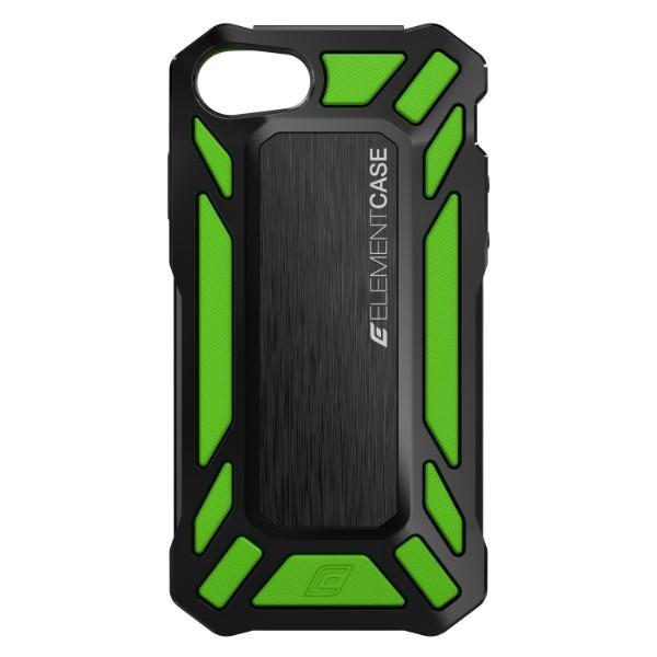 ELEMENT Roll Cage Case (7 Plus/8 Plus) - Green