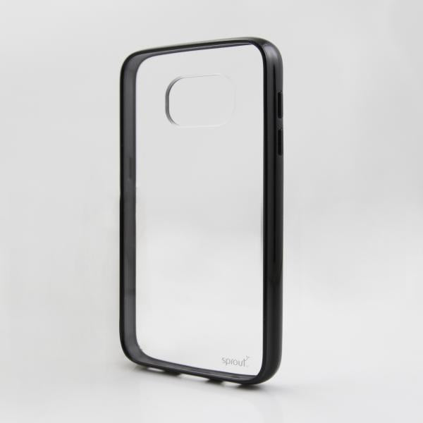 Hybrid Case Samsung Galaxy S8 Plus Black/Clear