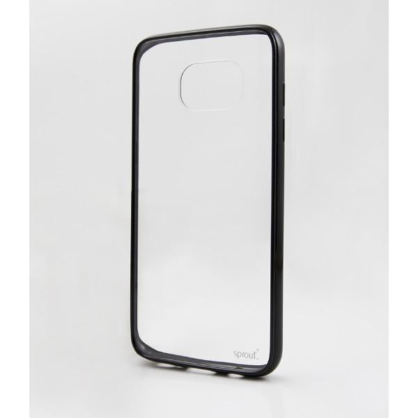 Hybrid Case Samsung Samsung Galaxy S7 Black/Clear