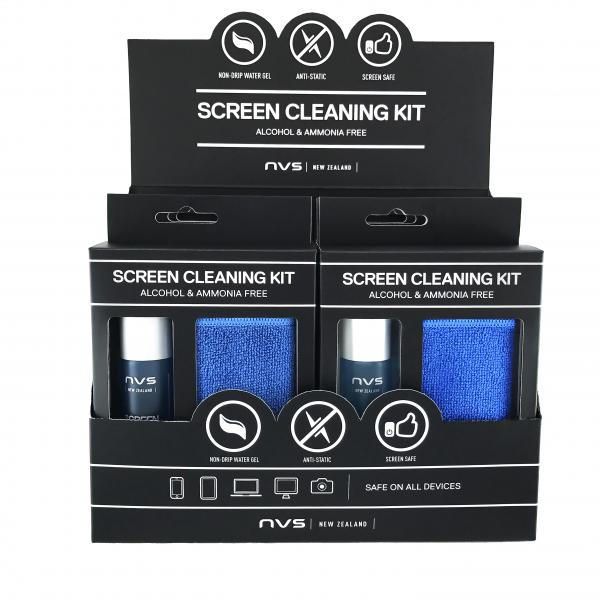 NVS Screen Cleaning Kit (30ml)