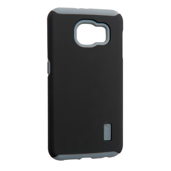 PC Tuff Case Samsung Samsung Galaxy S6 Black/Grey