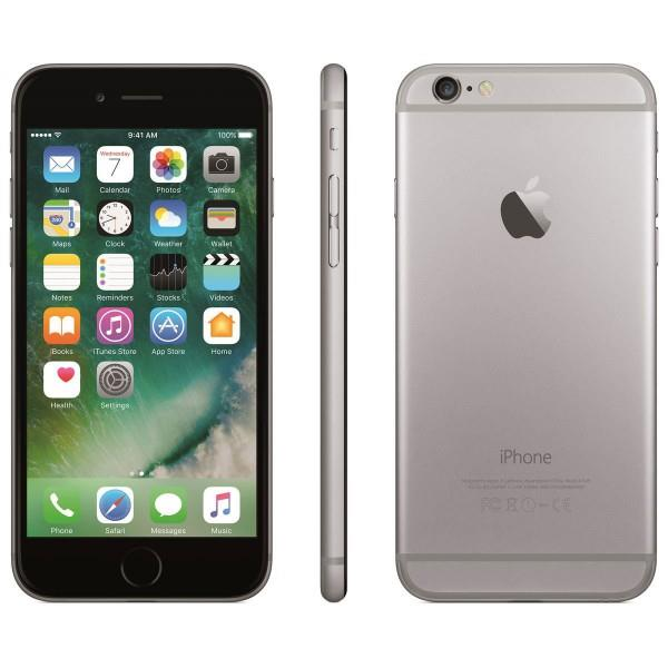 Pre-owned Apple iPhone 6 Unlocked 16GB - Grey