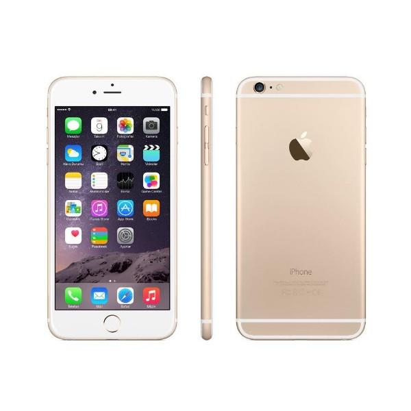 Pre-owned Apple iPhone 6S Plus Unlocked 128GB - Gold