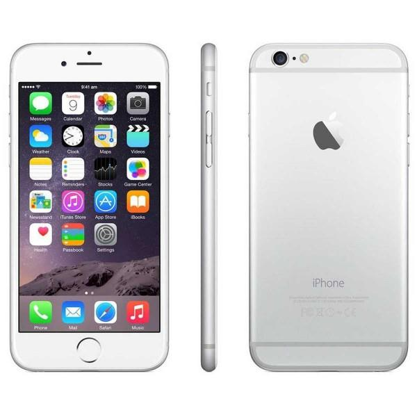 Pre-owned Apple iPhone 6S Plus Unlocked 64GB - Silver