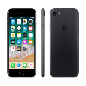 Pre-owned Apple iPhone 7 Unlocked 32GB - Black