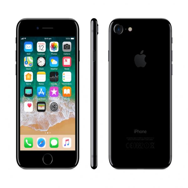 Pre-owned Apple iPhone 7 Unlocked 32GB - Jet Black