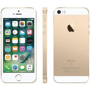 Pre-owned Apple iPhone SE Unlocked 16GB - Gold