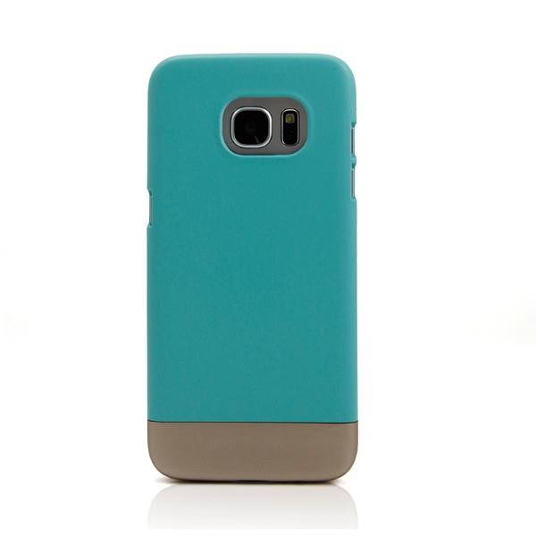 Slider Case Samsung Samsung Galaxy S7 Teal/Gold