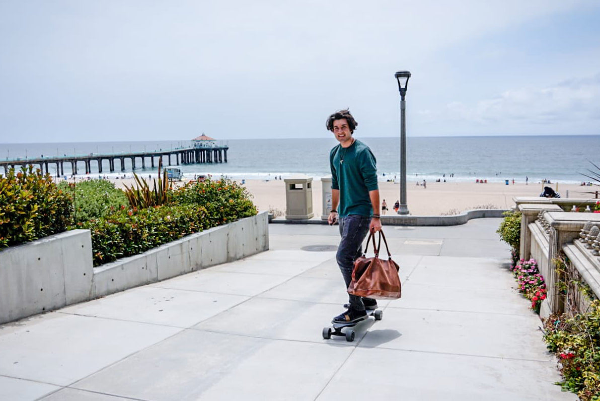What are the high selling points of the Electric Skateboards?