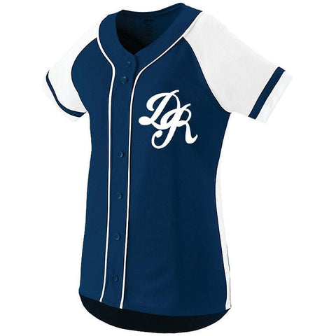 DR WOMEN BASEBALL JERSEYS