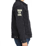 UNISEX JEAN JACKET (BEAR COLOR)