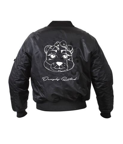 KIDS (GIRL) REGULAR TEDDY BOMBER JACKET