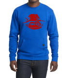 UNISEX CREWNECK WITH POCKET (SCARECROW)
