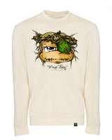 SCARECROW POCKET CREWNECK