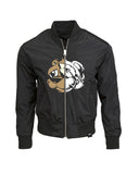 UNISEX TEDDY BEAR BOMBER JACKET