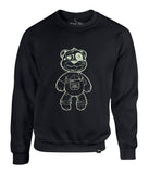 WOMEN DR '07 GLOW N DARK CREWNECK