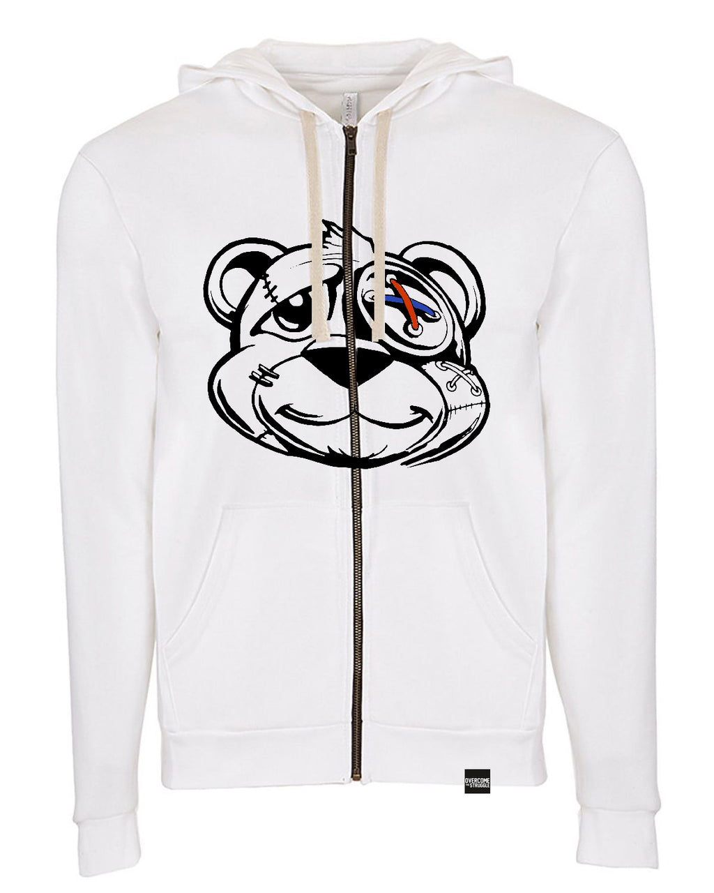 TEDDY ZIP UP