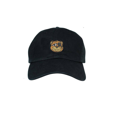 TEDDY STITCHED ADJUSTABLE HAT