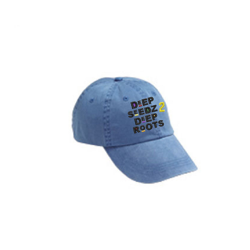 Blue Jean Deep Seedz Cap