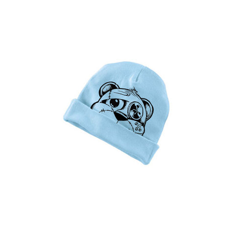 INFANT (BOY) TEDDY  BEANIE
