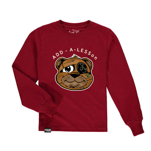 KIDS LONG SLEEVE TEDDY