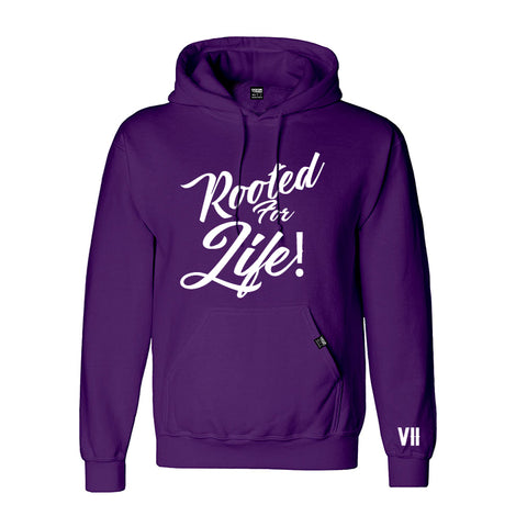 WOMEN ROOTED FOR LIFE PULLOVER