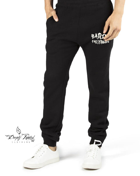 UNISEX FLEECE PANTS (BARING THE STRUGGLE)