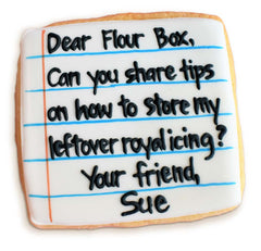 Cookie note