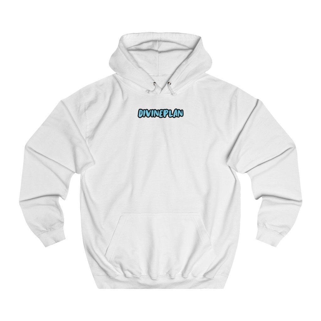 """BE THE CHANGE JESUS WANTS"" Hoodie"