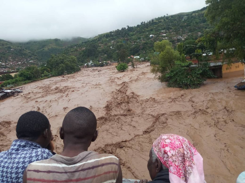 Uvira Flooding:  A message from Daniel Alooci Rukukuye,  Coordinator of Congo for Christ Centre (our partner in DR Congo).