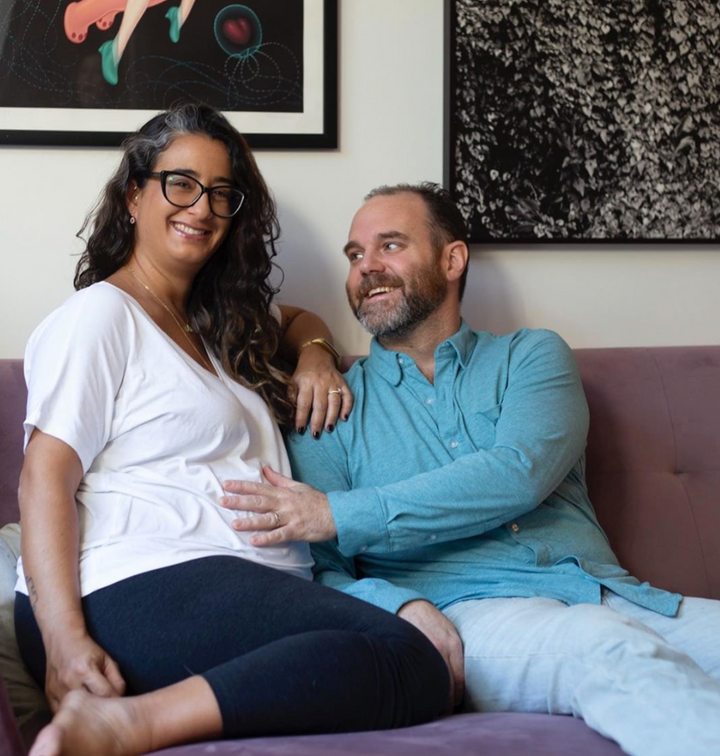 A Chat with Conz Preti, Author of 'Too Pregnant To Move