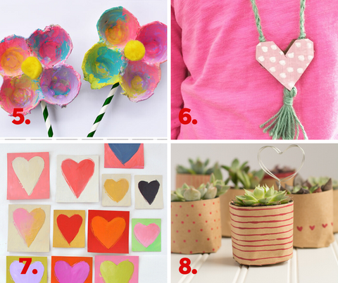 Valentine's Day Craft Ideas - Oompa Toys - Blog
