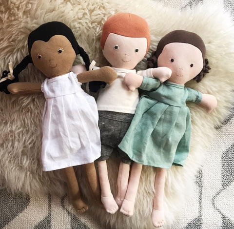 Hazel Village Dolls - Oompa Toys