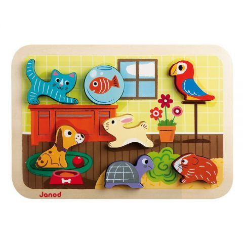 Animals Chunky Puzzle