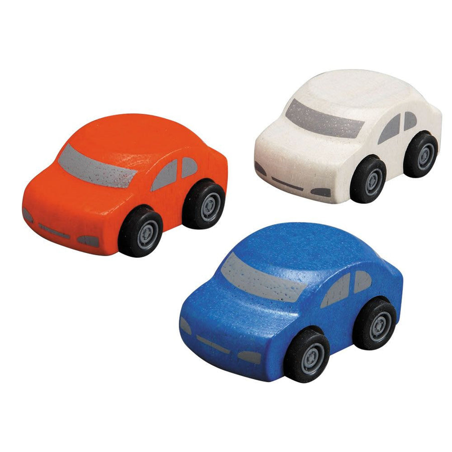 Plan Toys Family Cars