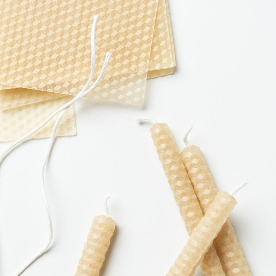 Beeswax Candle Kit - Eco Kids - Oompa Toys