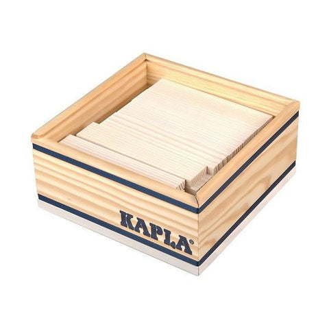 Kapla Kapla Block Set - 40 Piece White