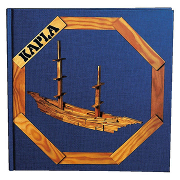Kapla Blocks Advanced Builders' Book | Oompa Toys
