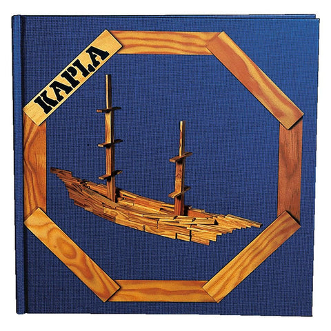 Kapla Kapla Blocks Advanced Builders' Book