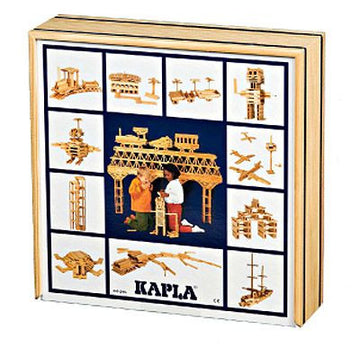 Kapla Kapla Block Set - 100 Piece | Oompa Toys