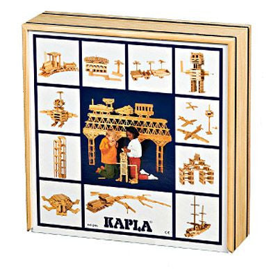 Kapla Kapla Block Set - 100 Piece