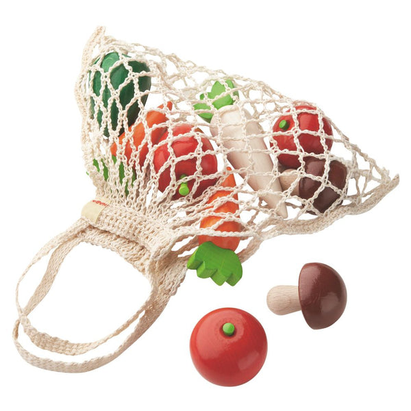 Haba Veggies With Shopping Net