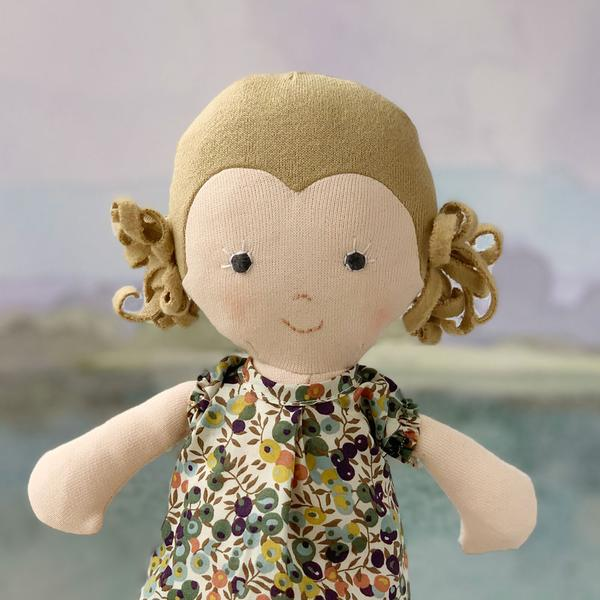 Fern Organic Girl Doll