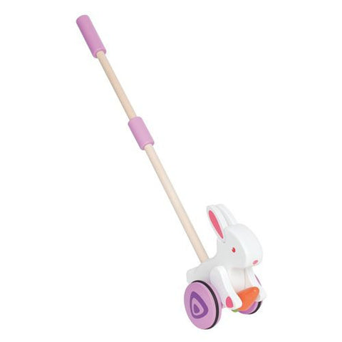 Hape Bunny Push Toy