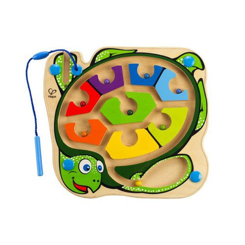 Hape Colorback Sea Turtle Magnetic Maze